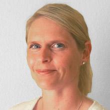 Frau Sandra Czoske, Medizinische Fachangestellte